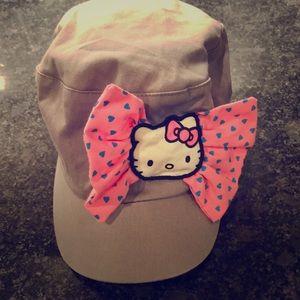 Hello Kitty Trucker Hat